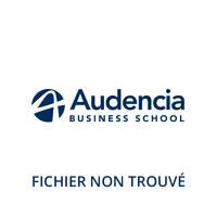 Audencia au salon des Grandes Écoles SAGE (Paris)